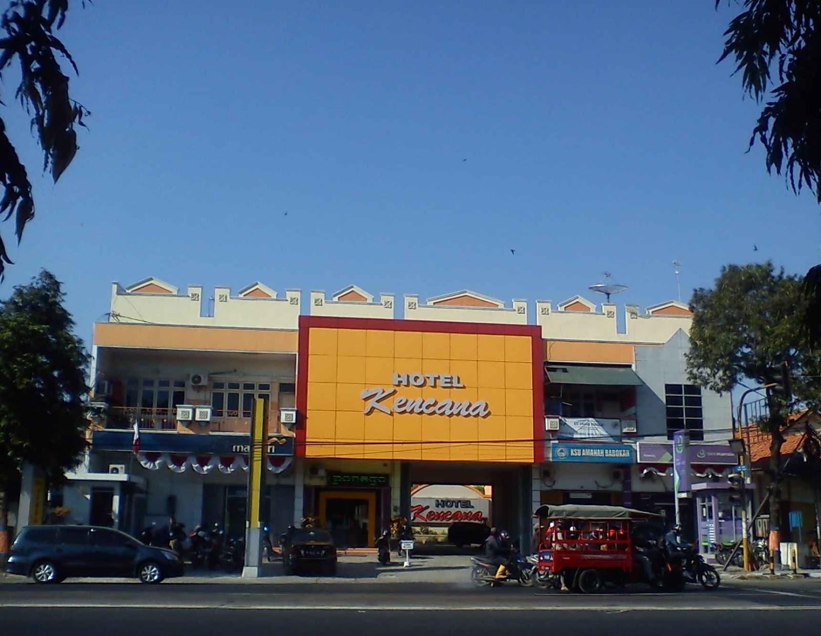 Gambar hotel kecana yang ada di Rembang