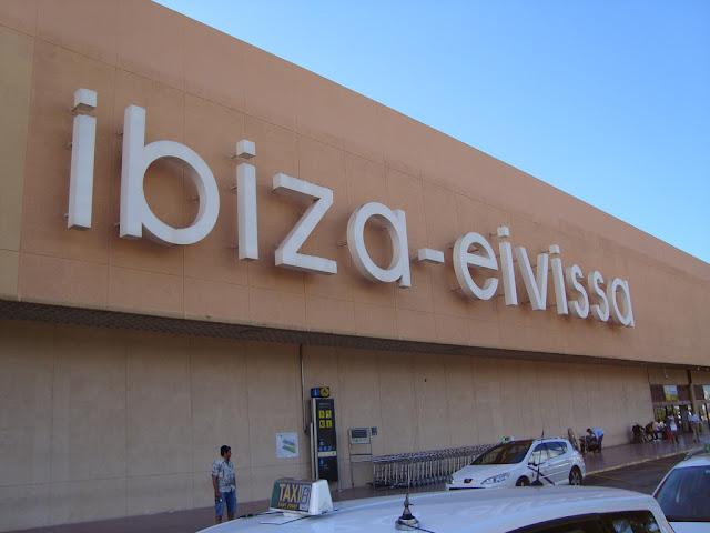 Aeroportos de Ibiza