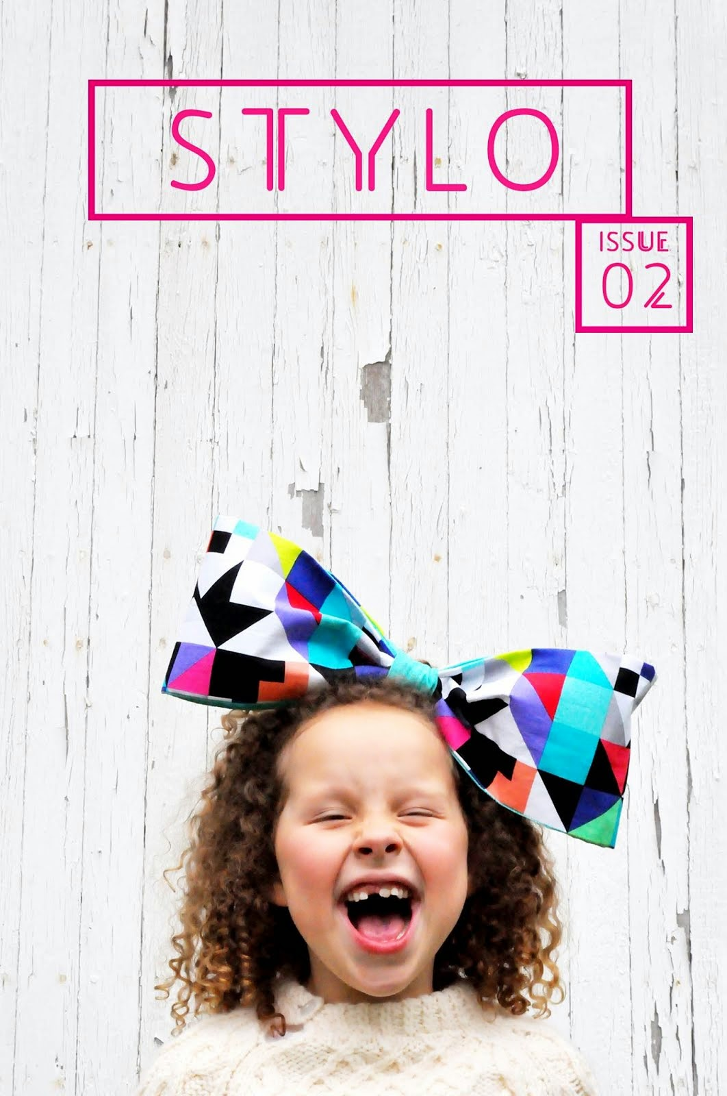 STYLO Magazine 02