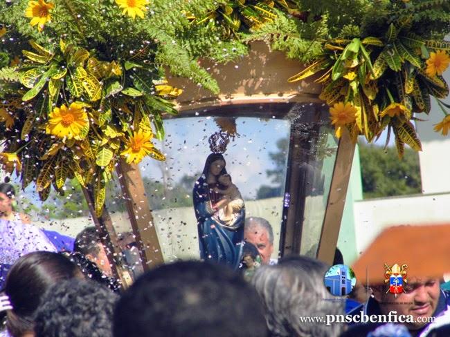 círio de santa maria de Benfica benevides pará