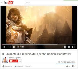Guarda il booktrailer del Cavaliere di Ghiaccio da YouTube