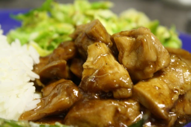... Spoon: Pinned There, Done That: Slow Cooker Honey Bourbon Chicken