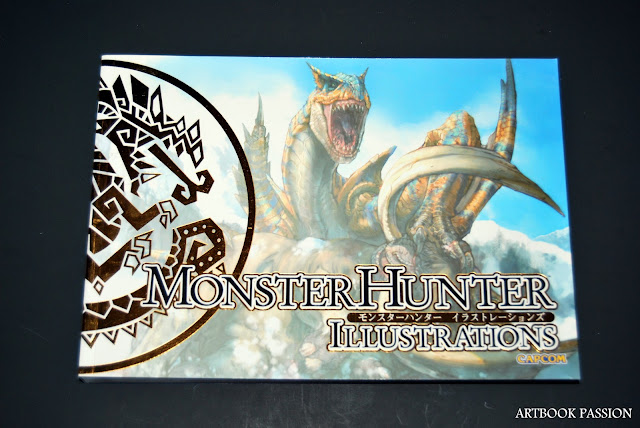artbook monster hunter illsutartions dragon pa3
