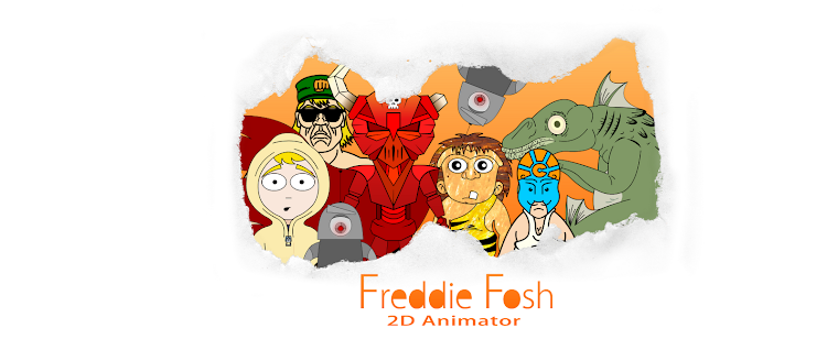 Freddie Fosh Blogimation