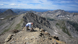 Missouri Mtn - 14,067 feet