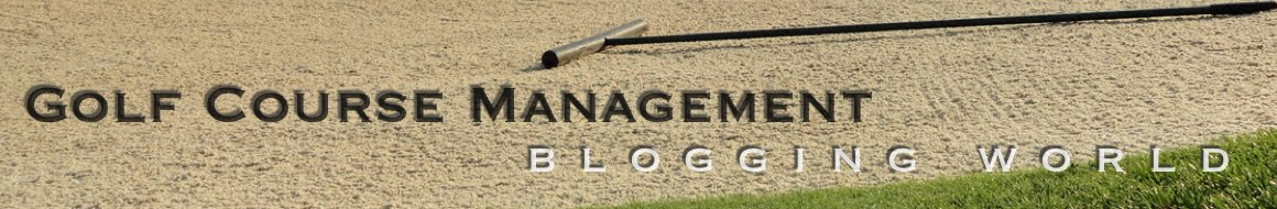Golf Course Management  Blogging World