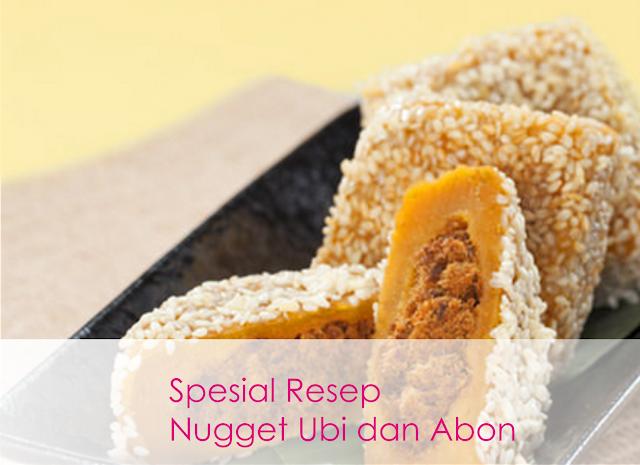Resep Nugget Abon