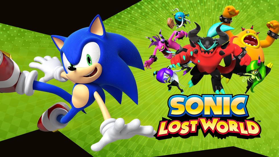 Sonic Lost World 3ds : Five nintendo games which prove is far from over