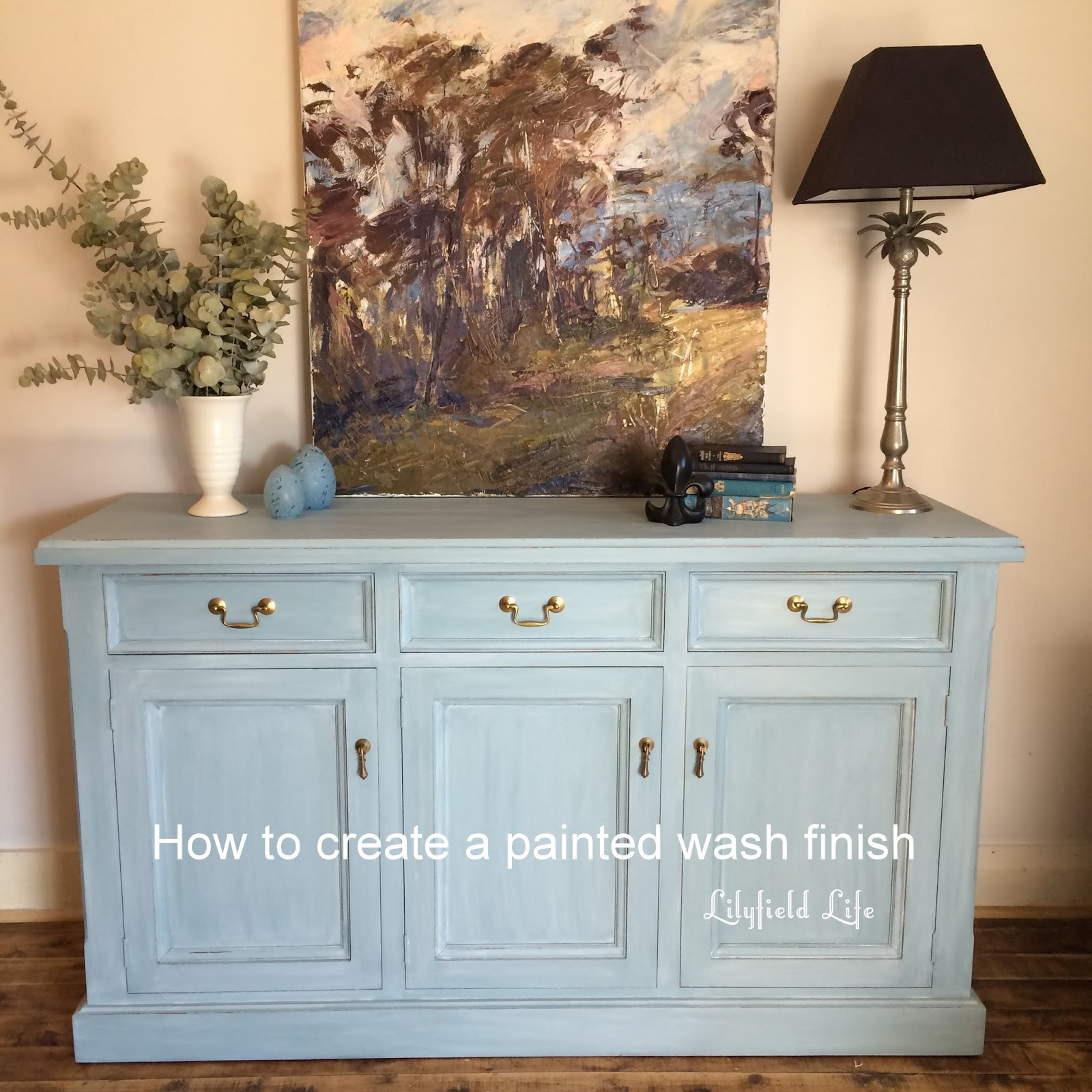 Pine Effect Bedroom Furniture Lilyfield Life How To Achieve A Painted Washed Effect On Your