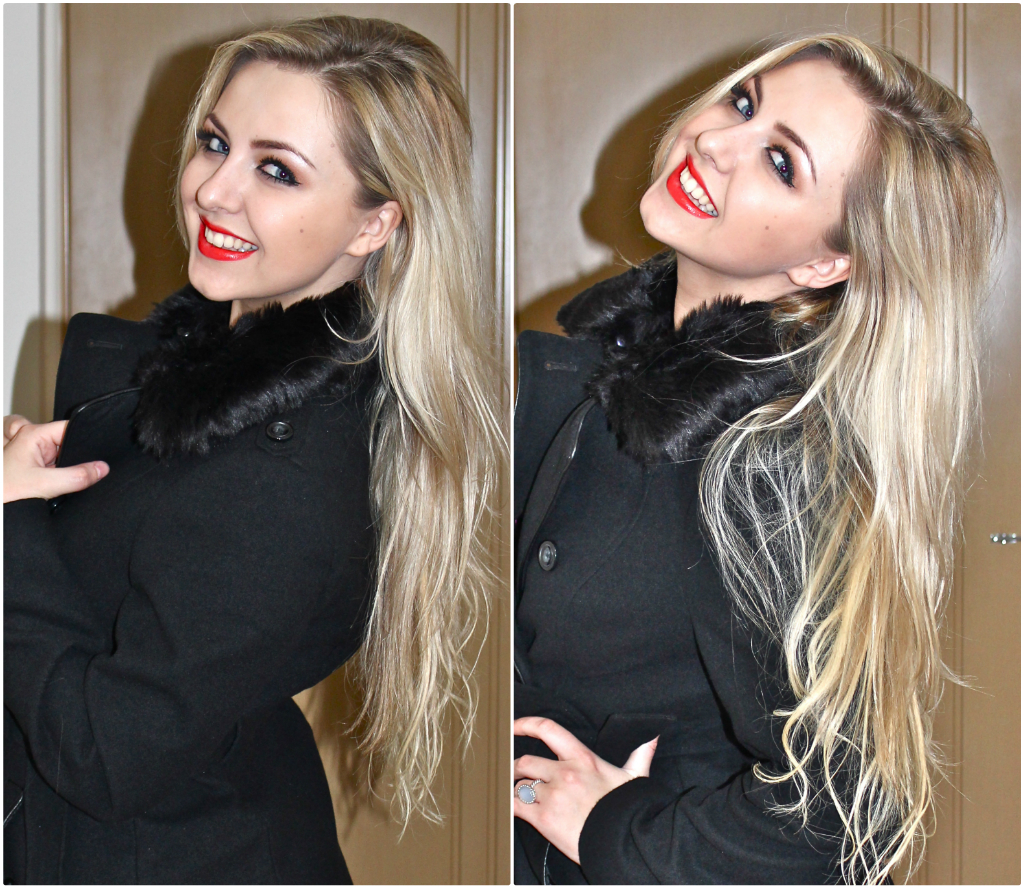 New Locks Clip Hair Deluxe Extensions Couture Girl