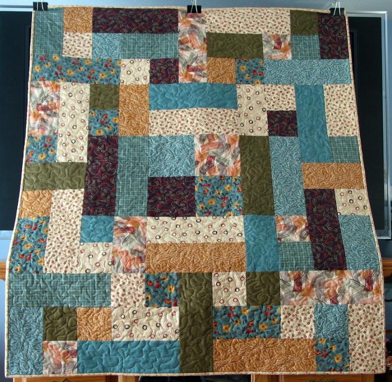 Suelynns Quilt Designs: Mad Patcher Quilt Pattern