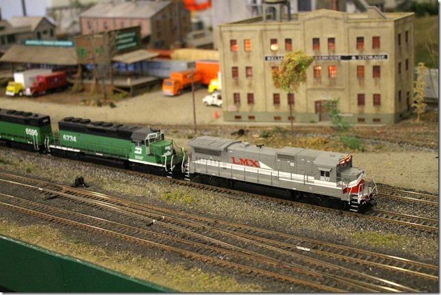Evergreen Railroad Club Aussies Visit The Evergreen State