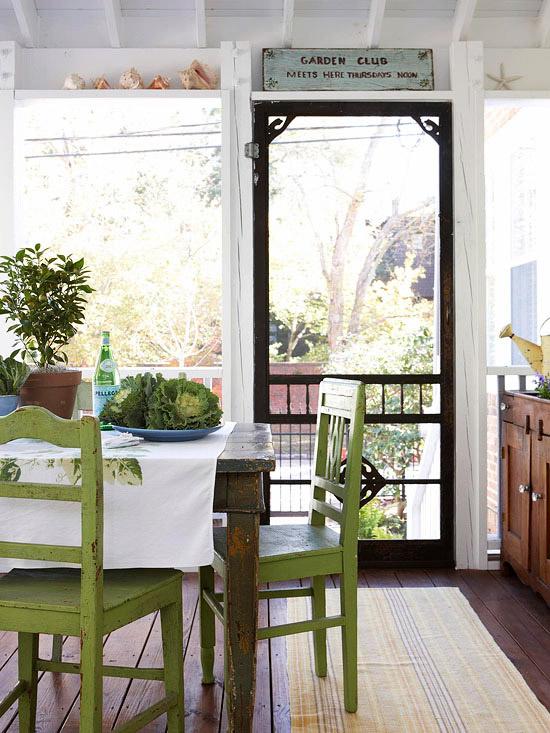 Very pinteresting porches for Indoor screen door