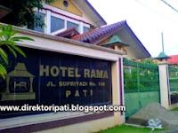 Tarif, Tipe Kamar & Fasilitas Hotel Rama Pati Terbaru