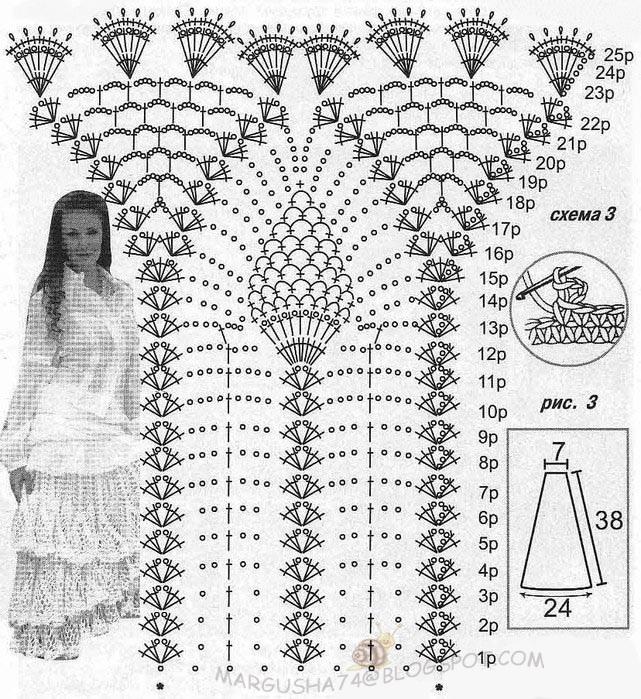 22 и 23 мотивов «ананас».