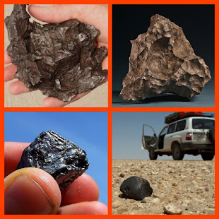 World Wide Meteorite Discoveries.