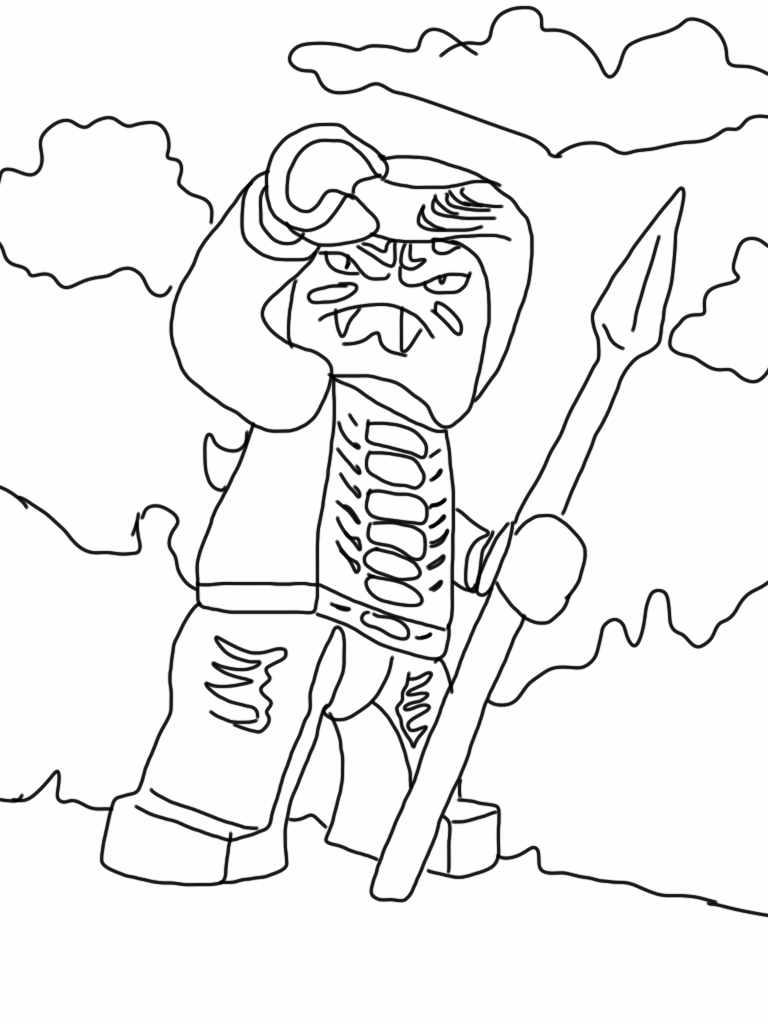 lego ninjago house coloring pages - photo#40