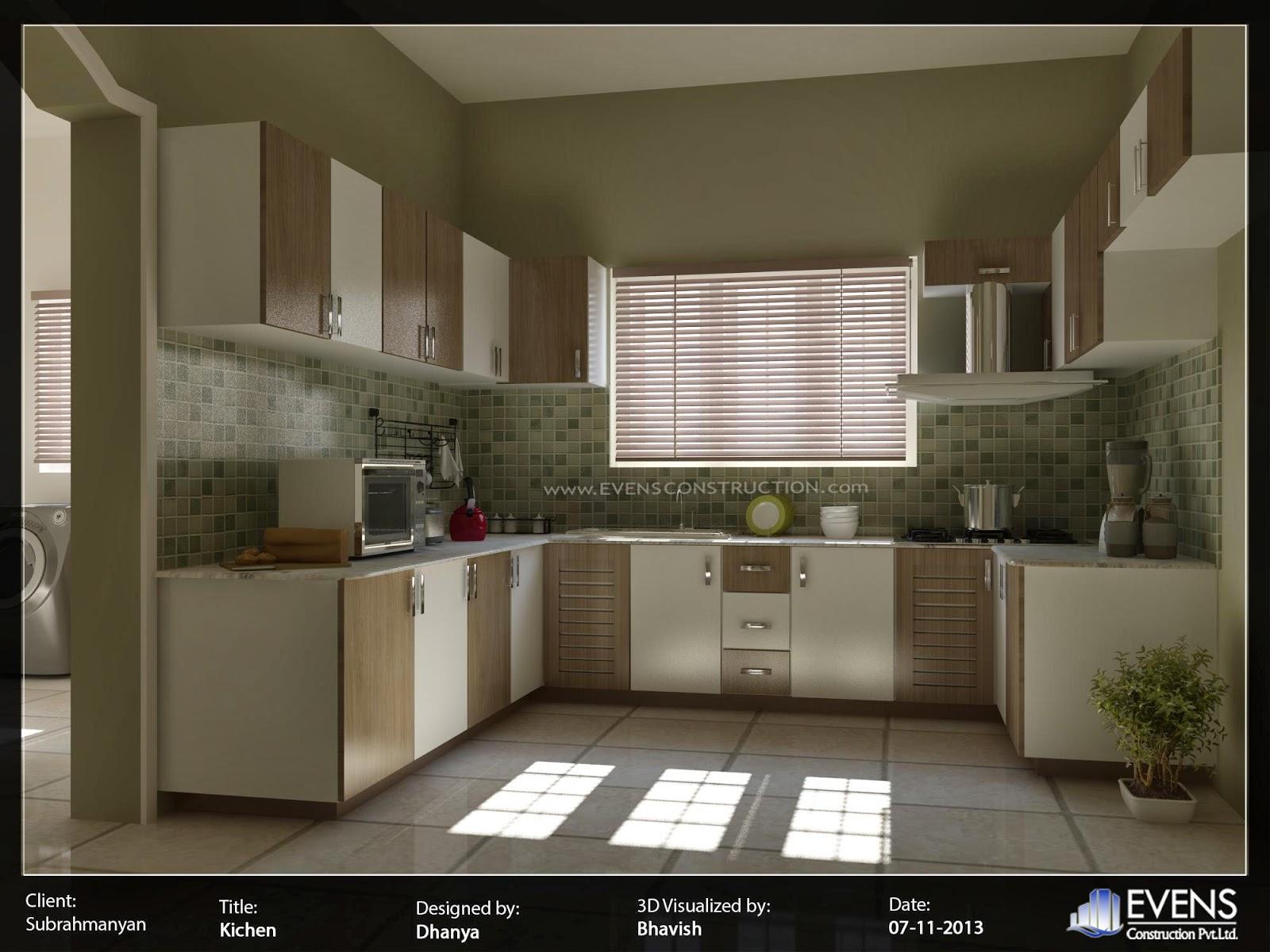Kitchen Interior Design | Garden Decoration Ideas Homemade