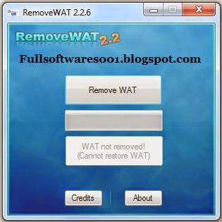 remove windows activation technologies 2.2.6