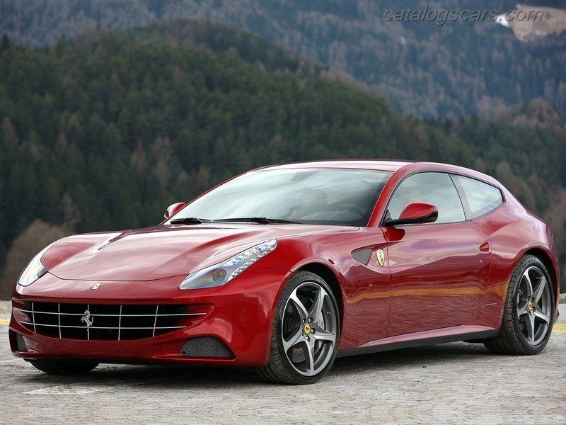 صور سيارة فيرارى FF 2013 - اجمل خلفيات صور عربية فيرارى FF 2013 - Ferrari FF Photos Ferrari-FF-2012-07.jpg