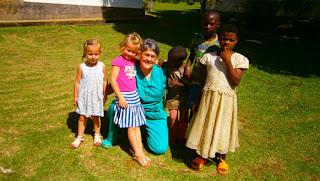 Misionera de la misericordia española en Camerún - Domund