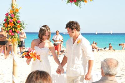 Destination weddings Playa del Carmen