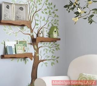 Ev dekorasyonu ve mobilya modelleri