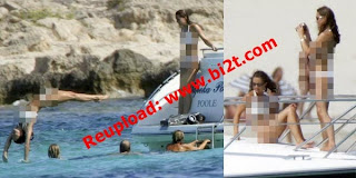 Foto Kate dan Pippa Middleton Liburan