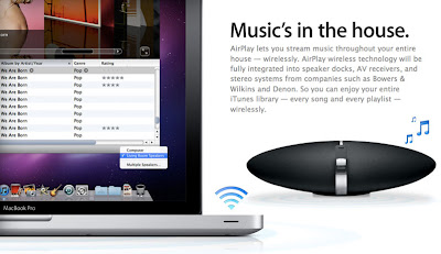 Apple AirPlay Direct