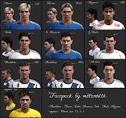 PES 2013: Fernando Torres, Neymar, Kaká, Eden Hazard, Gareth Bale, .