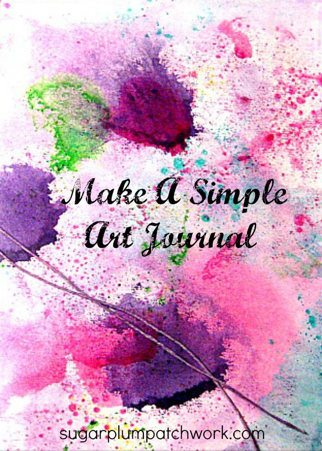 Tutorial: Art Journal