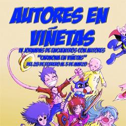 Autores en Viñetas Carmona 2013