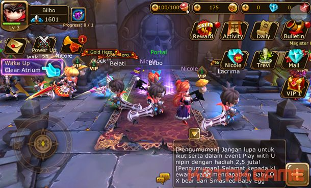 Reviews Games Baby Saga Terbaru 2015
