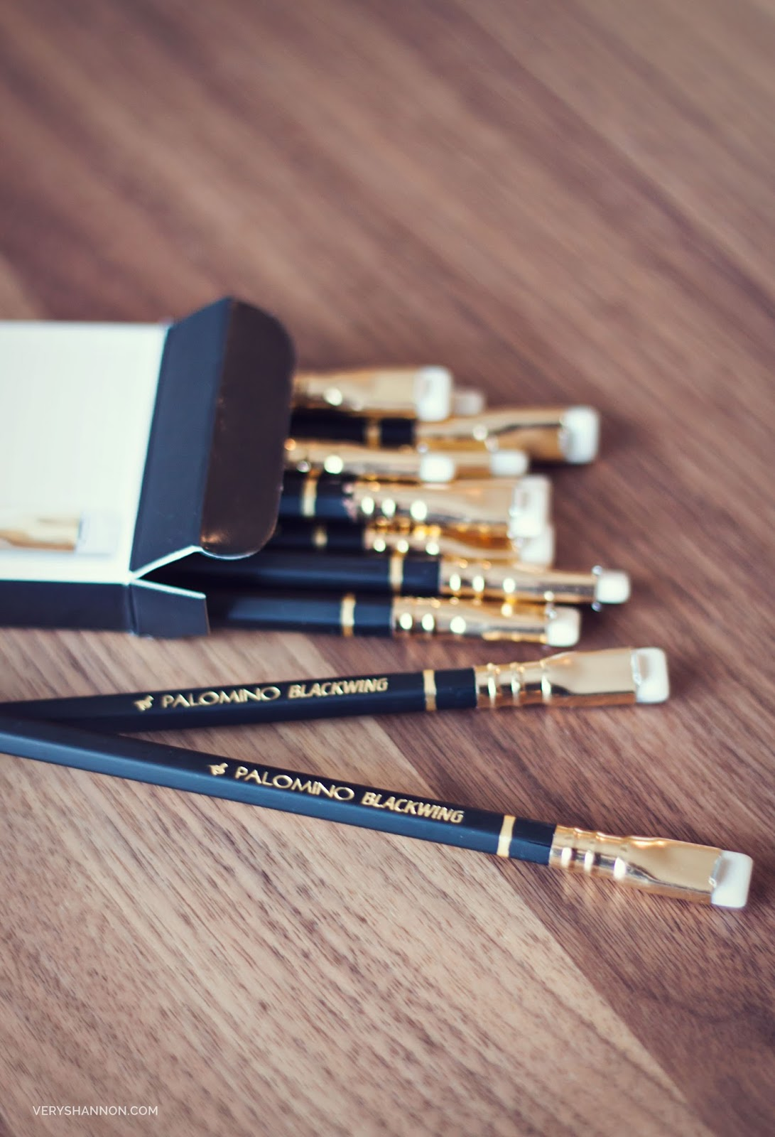 Palomino Blackwing Pencels - Making Ourselves on VeryShannon #makingourselves