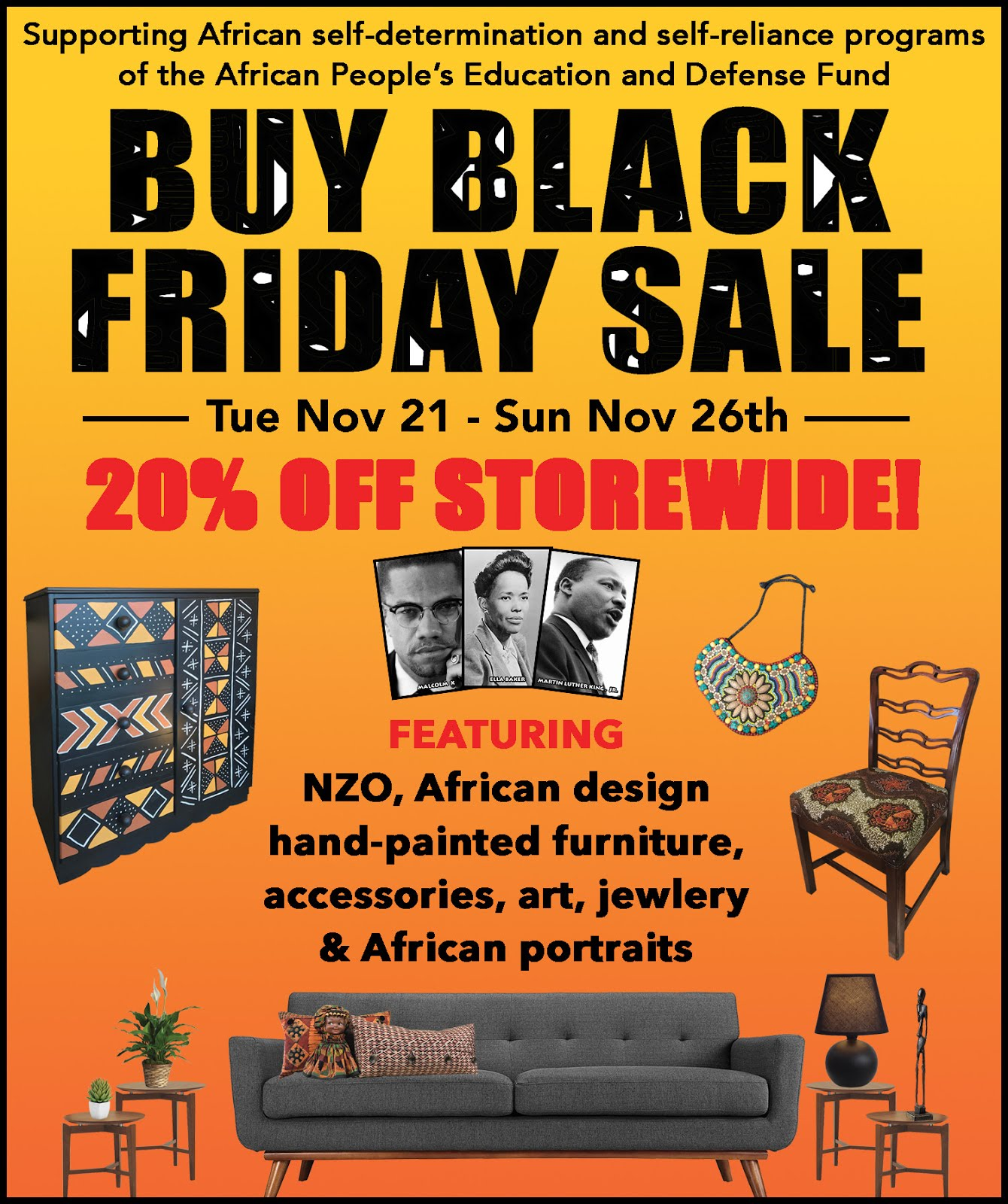BUY BLACK FRIDAY SALE!