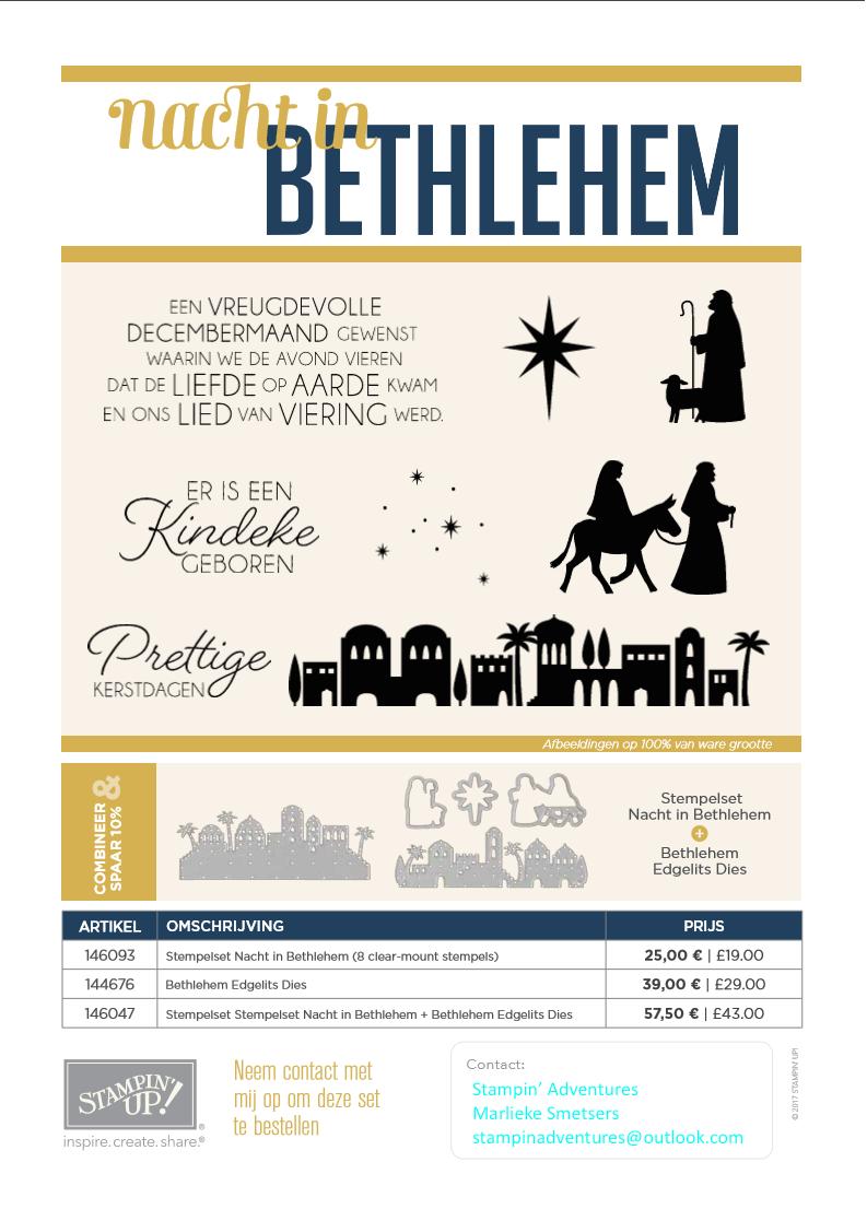 Nederlandstalige stempelset Kerst (1)