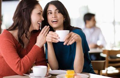 Giving Up Gossip !!!! - girls women gossip - talk