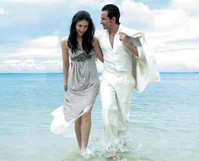 Kareena kapoor saif ali khan in agent vinod couple new movie