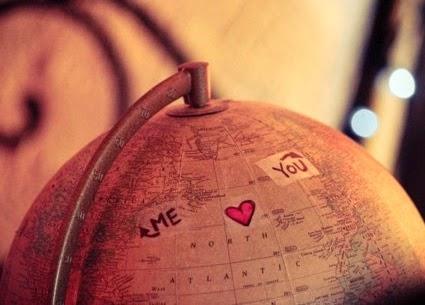 Ada yang Berani Menjalin Cinta Jarak Jauh - www.NetterKu.com : Menulis di Internet untuk saling berbagi Ilmu Pengetahuan!