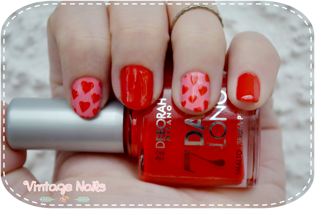 nail art, manicura, manicure, Deborah Milano, Flormar, Red Icons Collection, Beauty Toys