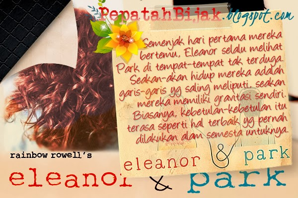 Kutipan Novel Eleanor & Park karya Rainbow Rowell