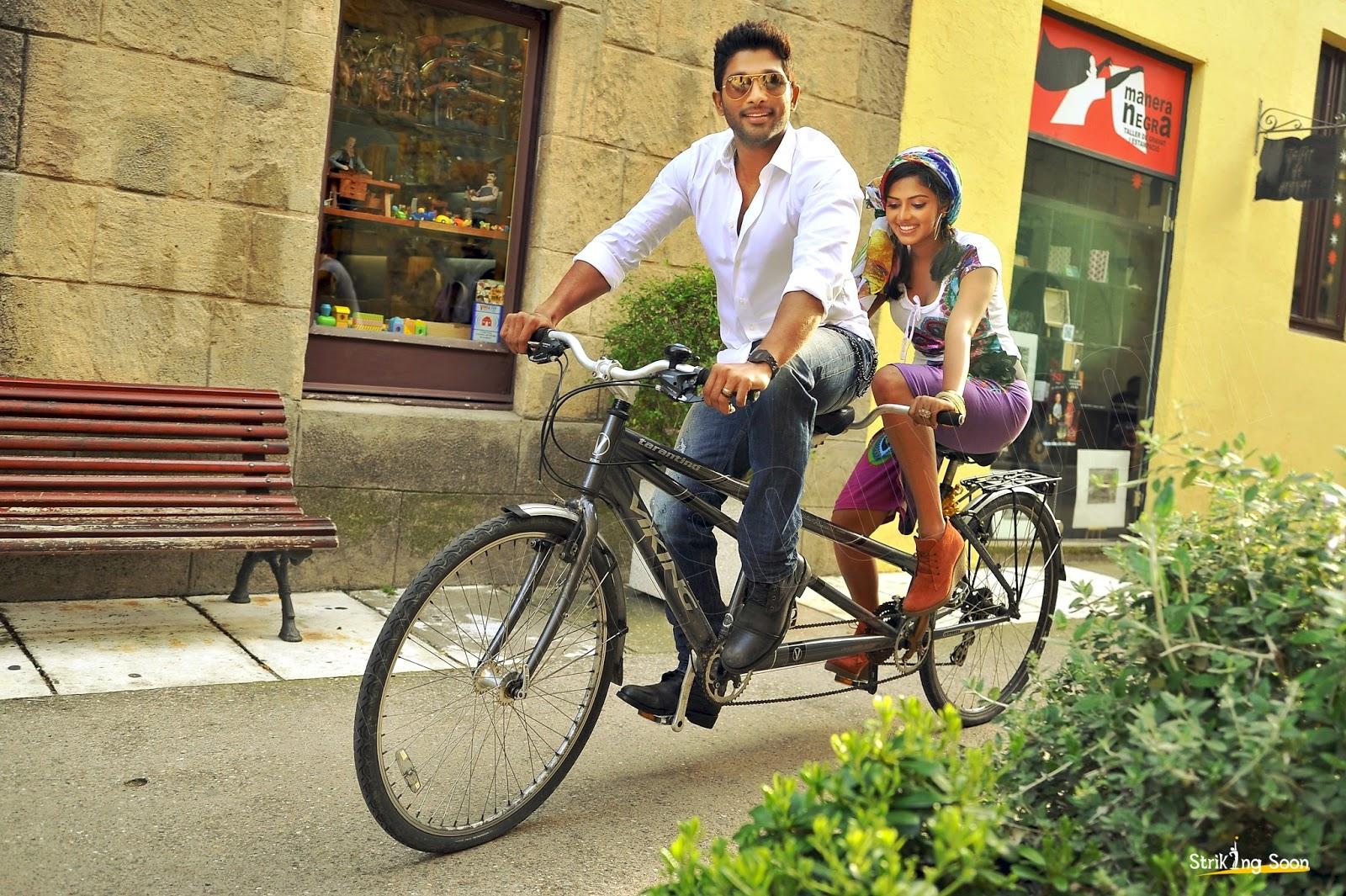 Iddarammayilatho movie latest stills , HD Photos , images gallery