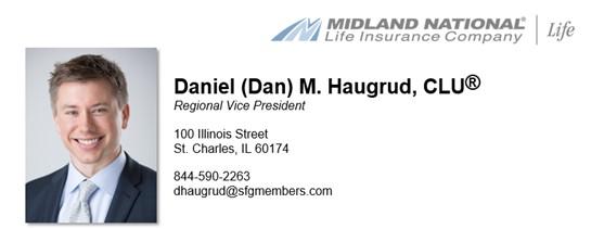 Dan Haugrud - Regional Vice President