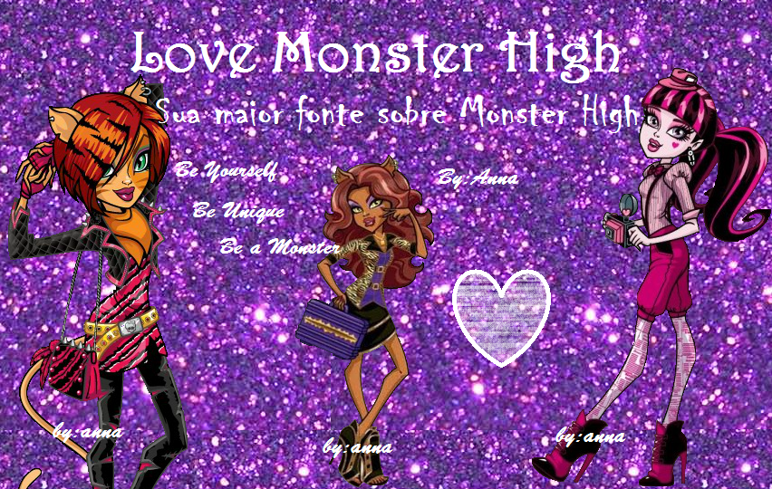 Love Monster High