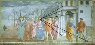 one point perspective renaissance