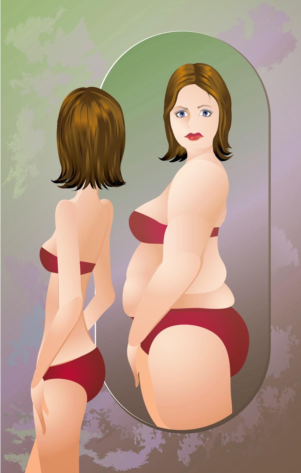 Medfriendly medical blog anorexia nervosa and treatment for Pics de chicks dans l miroir