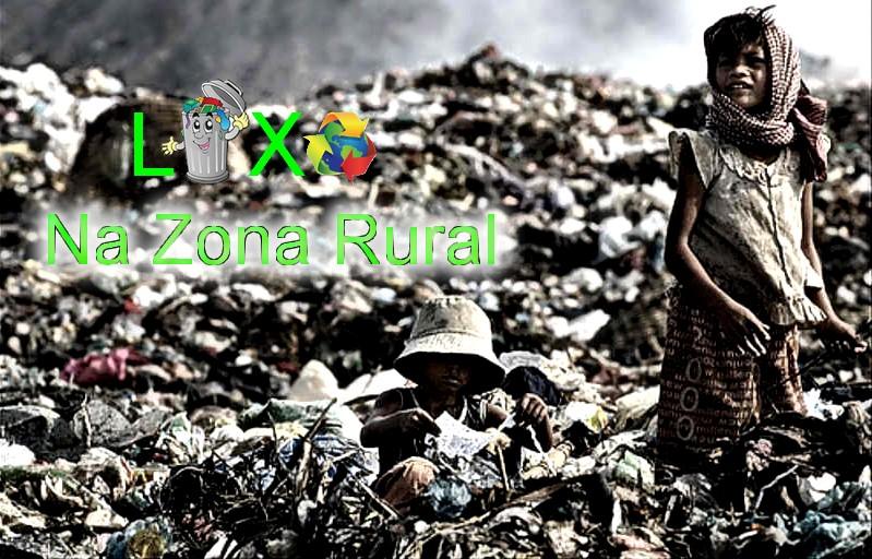 Lixo na Zona Rural