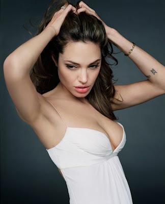 Tributo aos seios de Angelina Jolie
