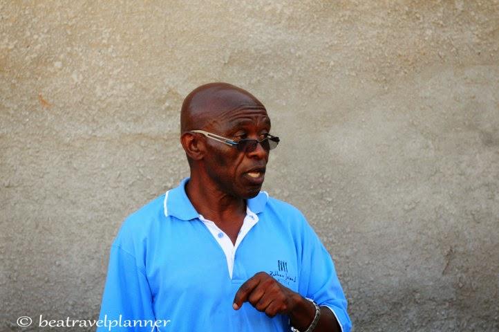 Itumeleng Masekela - ex detenuto politico