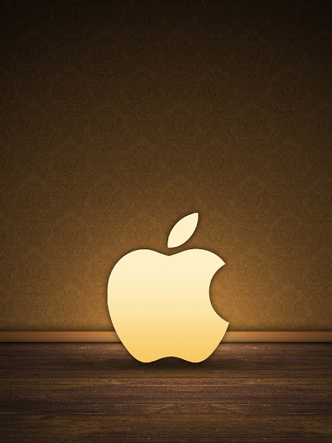 Wooden Apple Logo